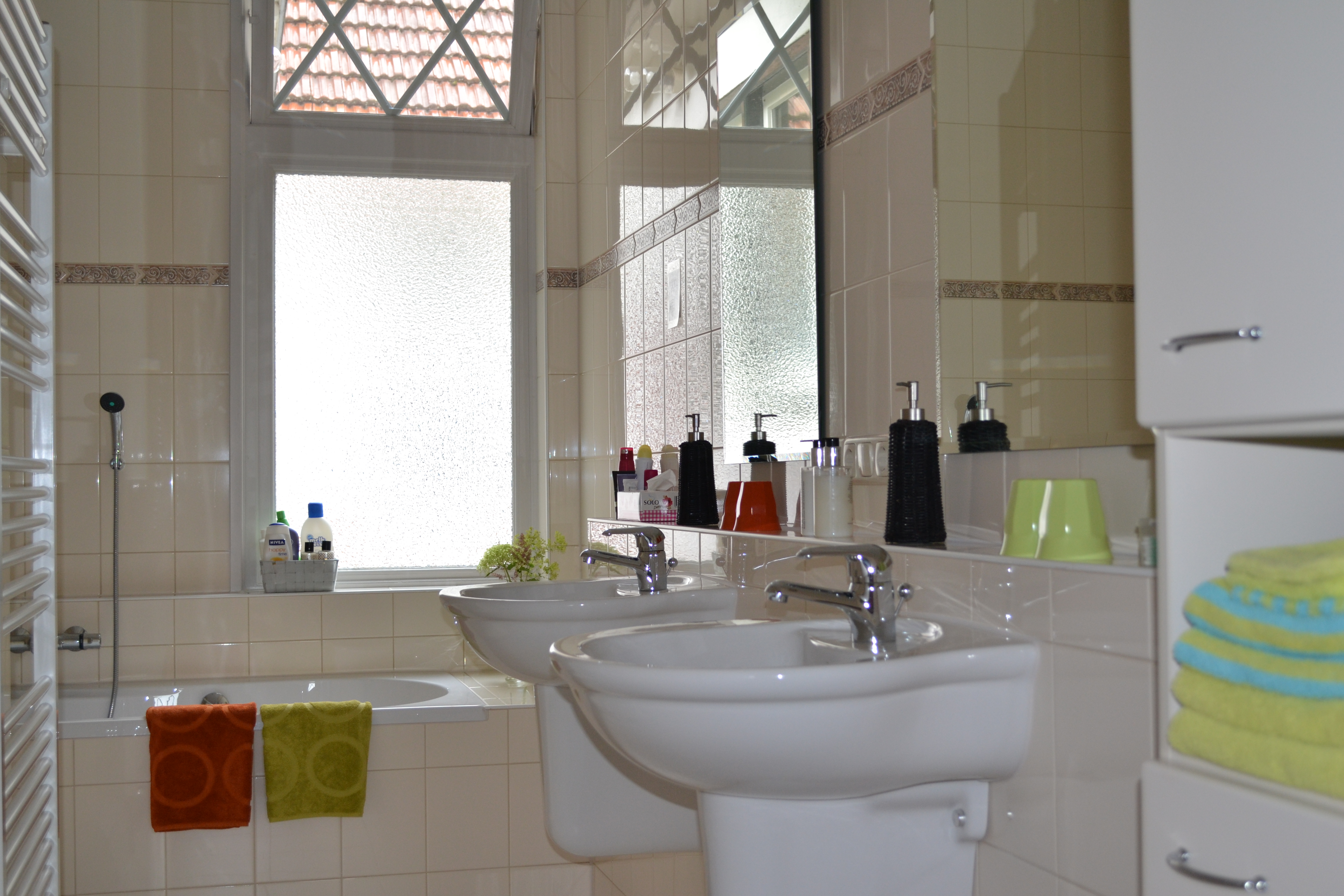 De royale badkamer